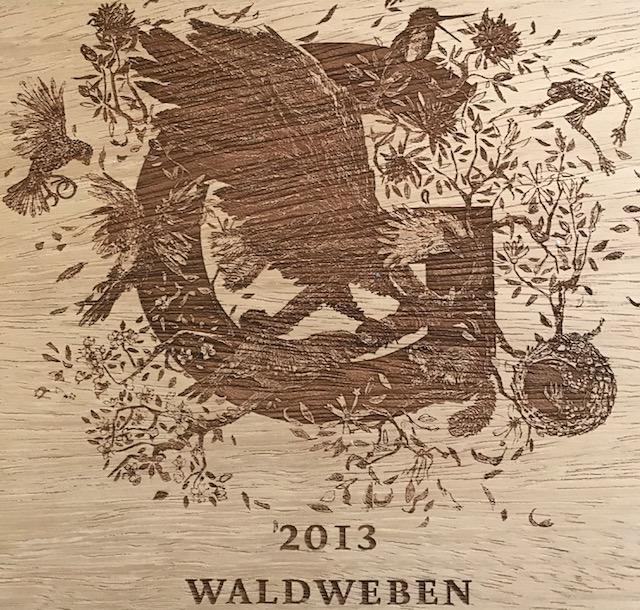 Waldweben Kap-Wein von 4G Winery aus Südafrika