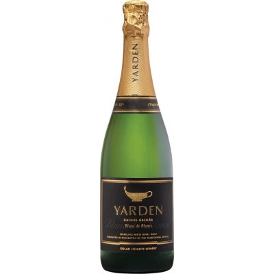 Yarden Blanc de Blancs 2009 - Golan Heights Winery