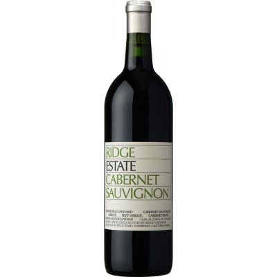 Ridge Estate Cabernet Sauvignon 2015